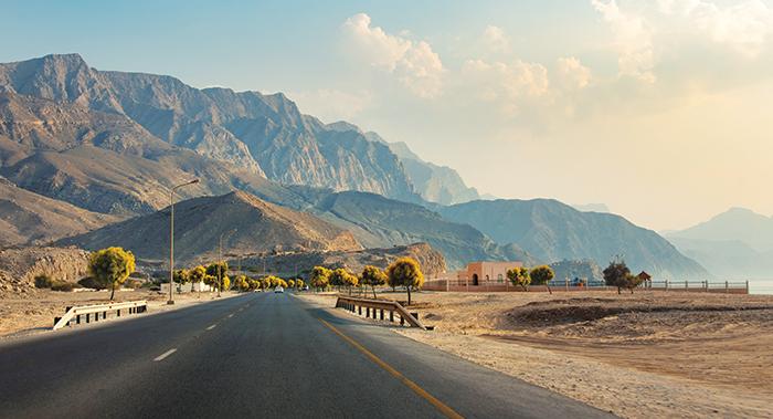 Khasab: Magnificent villages, picturesque terrains