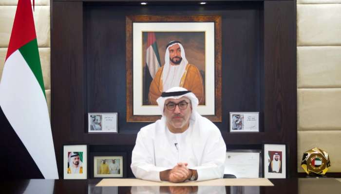 UAE Health Minister first in the country to be injected with COVID vaccine