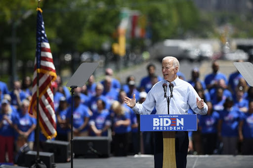 Biden urges not to vote on Supreme Court justice nominee before election