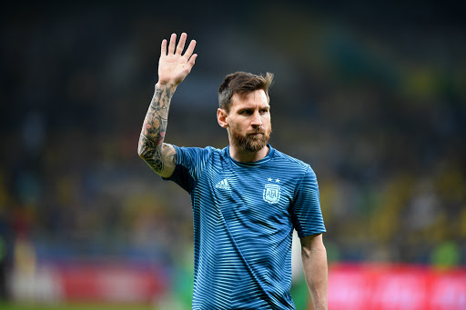 Lionel Messi posts farewell message for Arturo Vidal as midfielder prepares to join Inter Milan