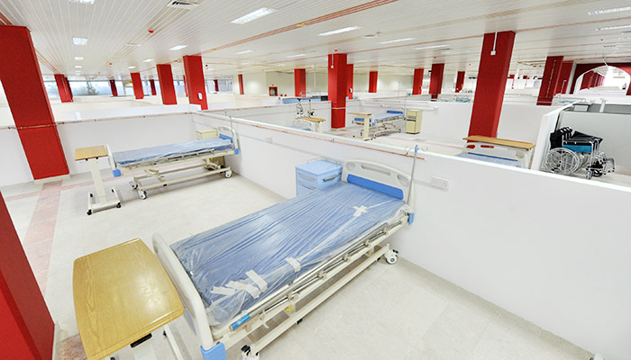 300-bed capacity field hospital to start soon: MOH official