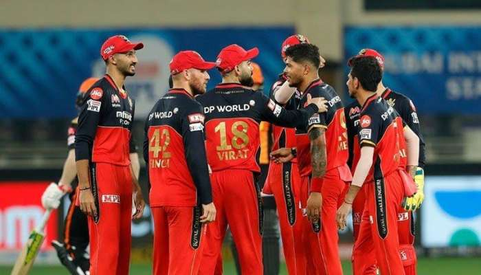 IPL 2020: Royal Challengers Bangalore beat Sunrisers Hyderabad
