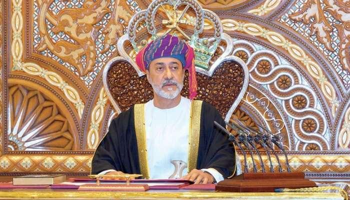 جلالة السلطان يهنئ خادم الحرمين الشريفين بمناسبة اليوم الوطني للمملكة