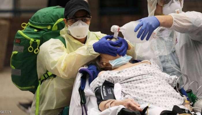 """""""العدوى المزدوجة"""".. خطر الإصابة بالإنفلونزا وكورونا معا"""