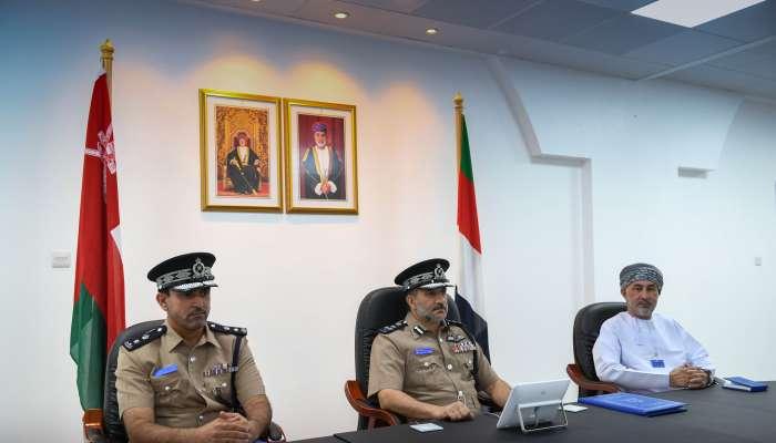 الشرطة تشارك في اجتماع  مسؤولي أمن المطارات بدول مجلس التعاون