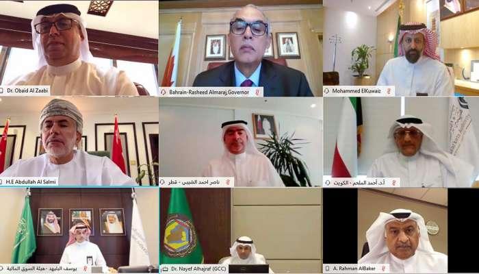 لجنة رؤساء مجالس الجهات المنظمة للأسواق المالية بمجلس التعاون تعقد اجتماعها التاسع