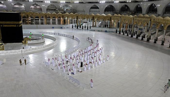 السعودية: السماح بأداء العمرة  تدريجيا بداية من 4 أكتوبر