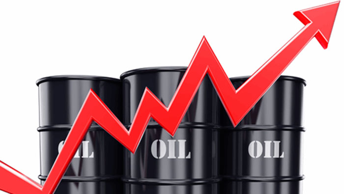 Oman Oil price rises 9 cents