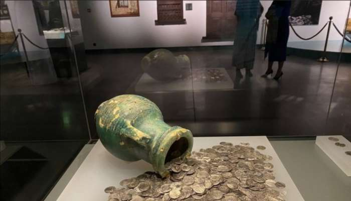 Sinaw treasure is largest currency treasure unearthed in Oman