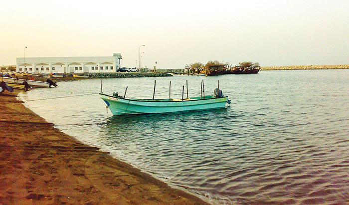 Seafaring history of Shinas
