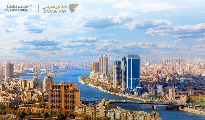 Oman Air flights to Cairo set to return from October 1
