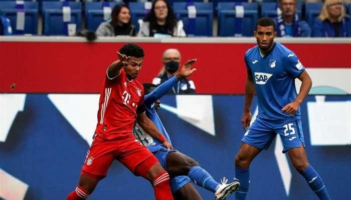 Hoffenheim upset defending champions Bayern in Bundesliga