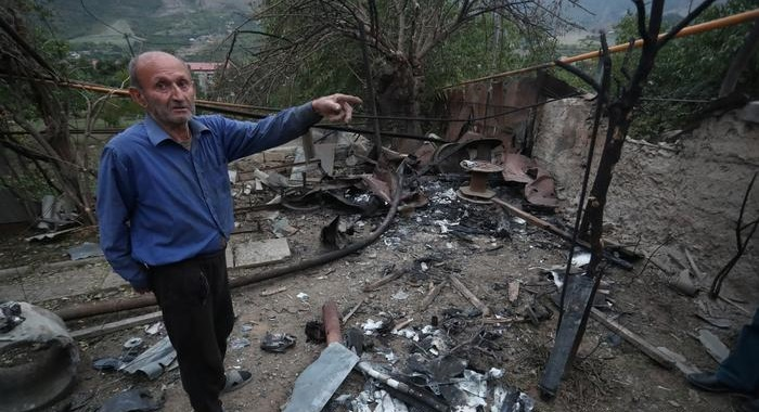 Overall death toll rises to 67 in Azeri-Armenian conflict