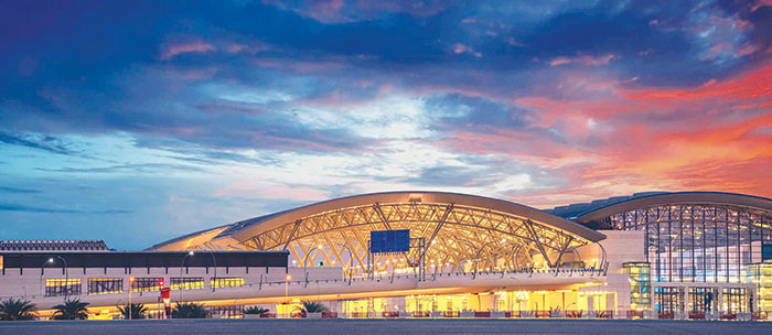 What airport reopening means for Oman's tourism in the future