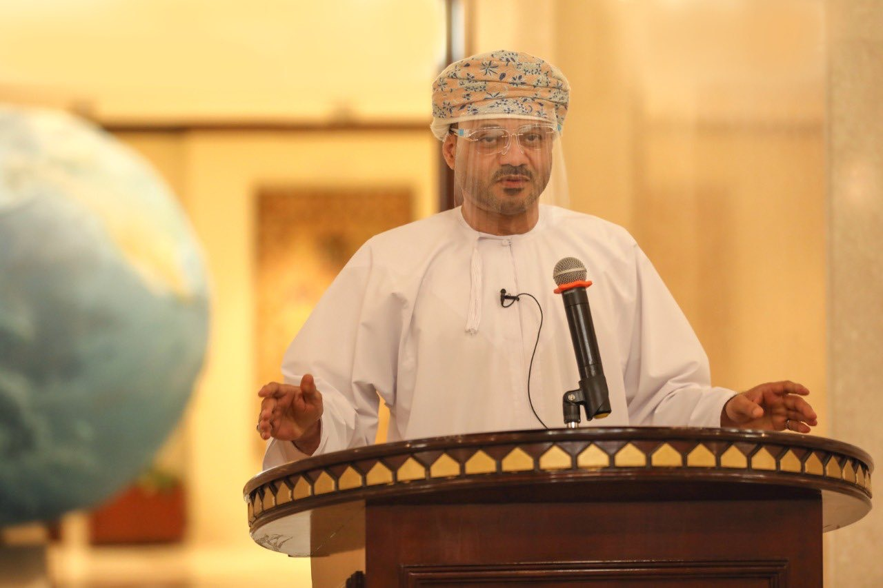 Foreign Minister to continue spreading Oman's message to the world