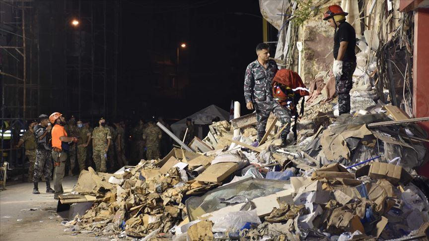 CNN: رصد مؤشرات على وجود أحياء تحت الأنقاض في بيروت