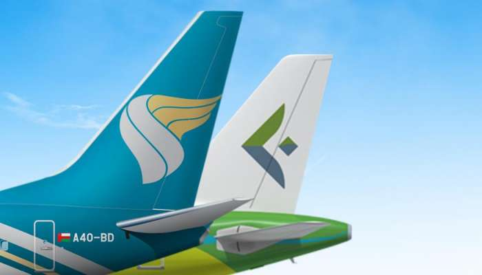 Oman Air signs codeshare agreement with Salam Air