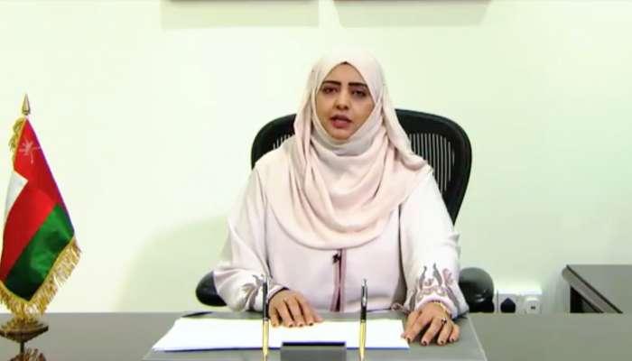 وزيرة التنمية: راضون كل الرضى على ما حققته المرأة العمانية وما نالته من حقوق
