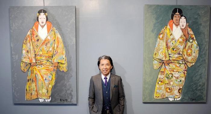 Fashion legend Kenzo Takada dies at 81