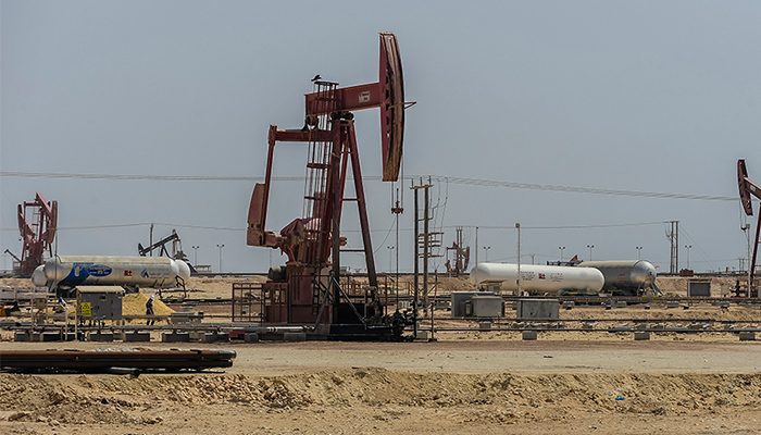 Oman's crude oil production falls 7.5% in August
