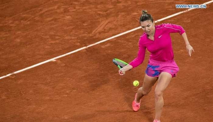 Top-seeded Halep stunned by Swiatek, Nadal moves on