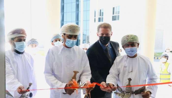 Institutional isolation centre inaugurated in Sohar