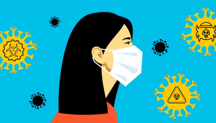 فيروس كورونا يتنقل في الهواء.. وخبراء يحددون المسافة