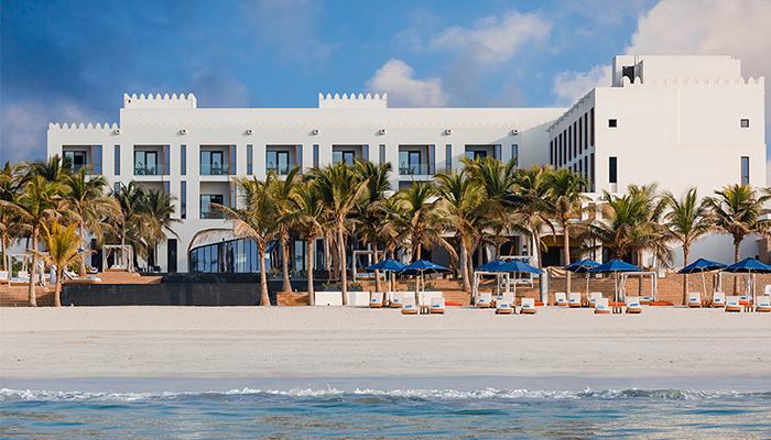 Return to stunning beach luxury and Omani heritage at Al Baleed Resort Salalah by Anantara