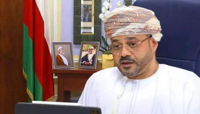 Sayyid Badr phones British foreign secretary
