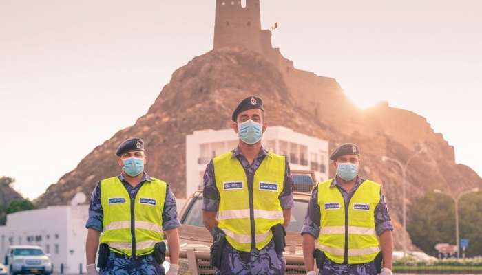 Group arrested for gathering in Oman