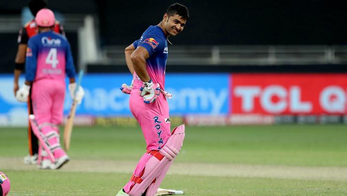 Tewatia, Parag steer Rajasthan to 5-wicket victory over SRH