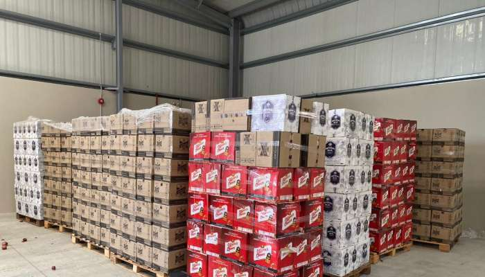 Over 20,000 bottles of alcohol seized in Oman