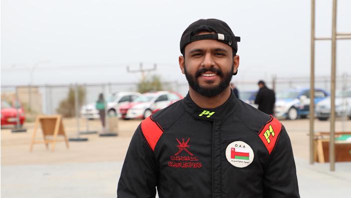 Al Rawahi looking for podium finish in Cyprus rally