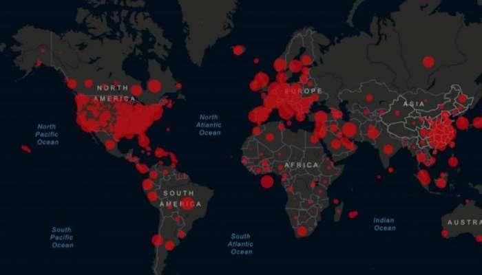 حصيلة إصابات كورونا في العالم تتجاوز 38 مليون شخص