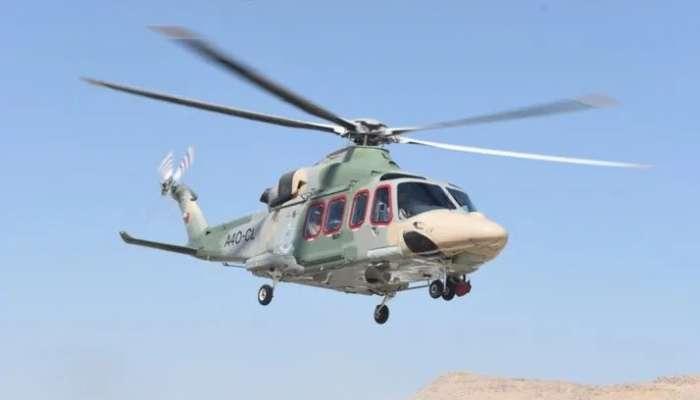 طيران الشرطة ينقذ شخصًا تعرض لإصابات بليغه إثر سقوطه من أعلى جبل
