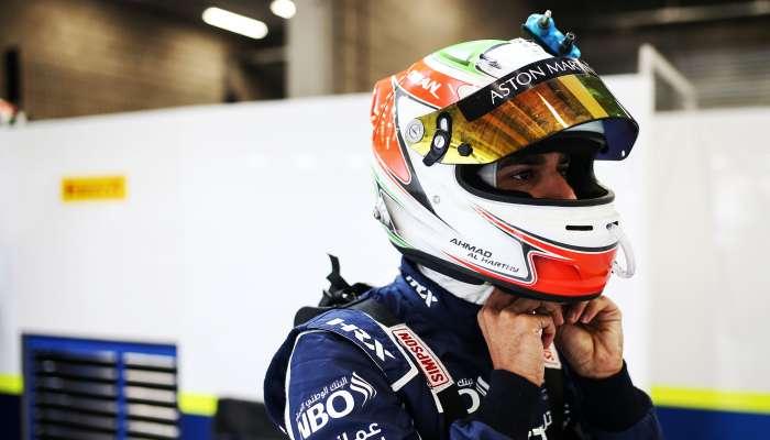 Oman Racing's Al Harthy to make welcome return to track
