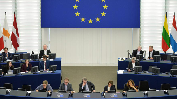 EU Parliament halts Strasbourg session amid  hike in COVID-19 cases