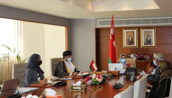 السلطنة تشارك في الاجتماع العشرون لوزراء التعليم العالي والبحث العلمي لدول مجلس التعاون