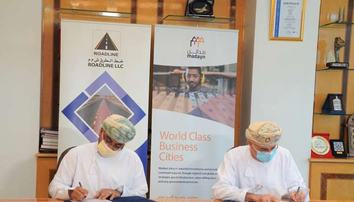Madayn signs two agreements to provide healthy environment