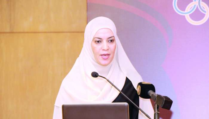 سناء البوسعيدية: تخصيص يوم للمرأة العمانية دليل على مكانتها