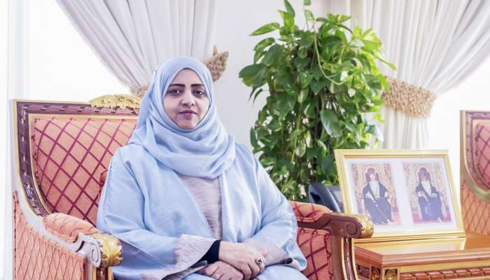 A source of pride for Omani women: Minister of Social Development
