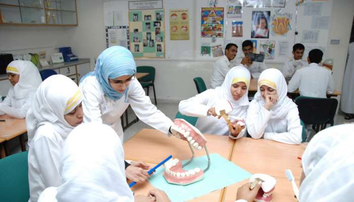 Omani women play a significant role in nation building