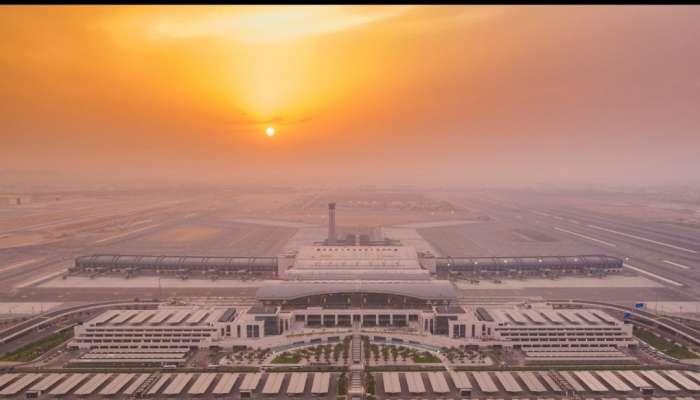 """""""مطار مسقط"""" يحصل على شهادة عالمية"""