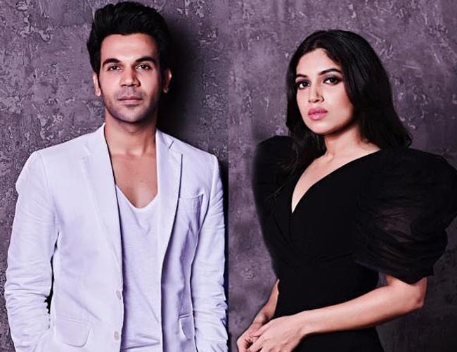 Bhumi Pednekar, Rajkummar Rao to begin shooting for 'Badhaai Do' in January 2021