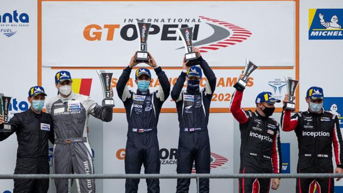 Dream international GT Open debut for Al Harthy