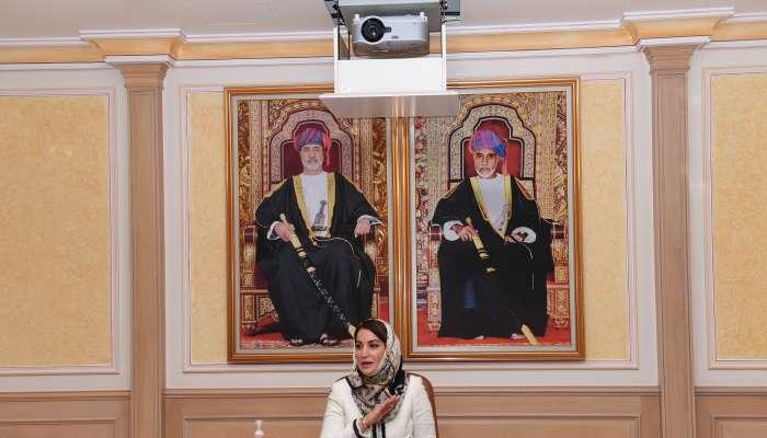 MOH celebrates Omani Women's Day