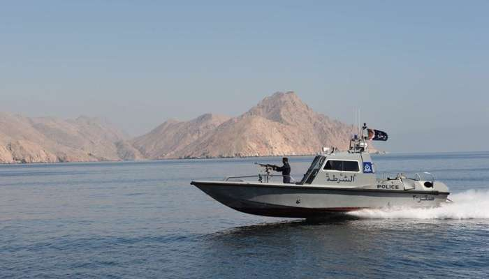 Coast guard stops infiltration attempt into Oman
