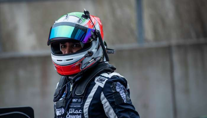Early race delays for Ahmad Al Harthy prevent podium challenge