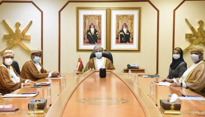 Oman, India joint meeting held