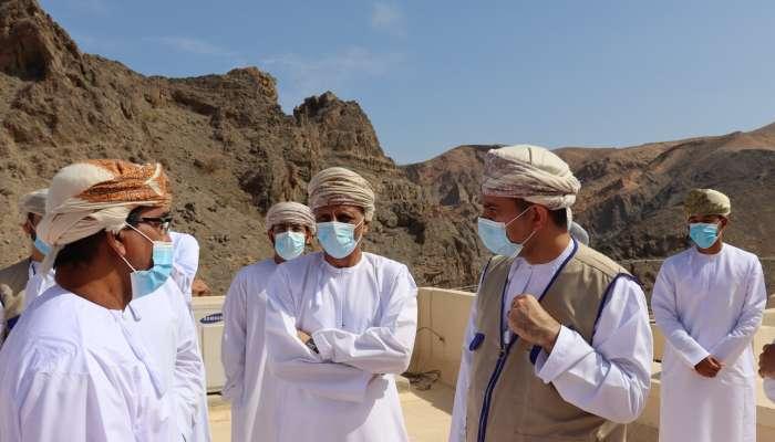 Rural school in Oman experiences high-speed Internet